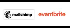 Mailchimp & Eventbrite logo