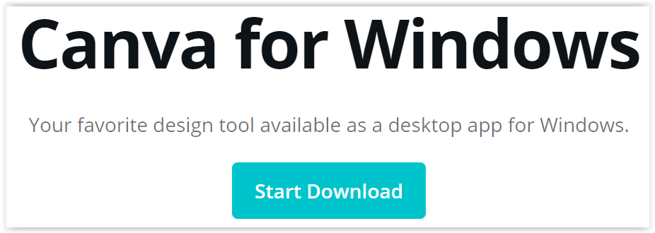 JCH Download Canva for Windows Image