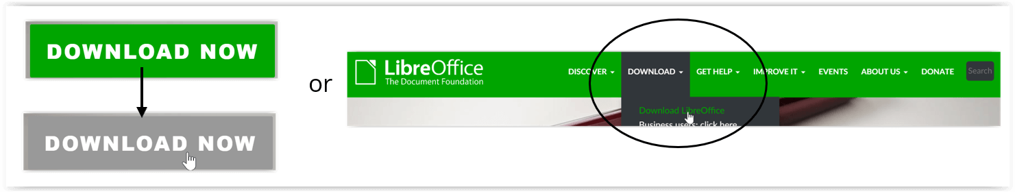 LibreOffice Download image